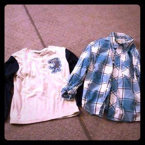 Two shirt bundle